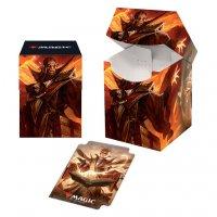 Magic Deck Box Strixhaven, Plargg/Augusta (100+ Deck Box) von Ultra Pro