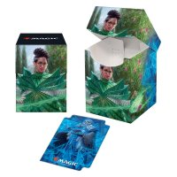 Magic Deck Box Strixhaven, Kianne/Imbraham (100+ Deck Box) von Ultra Pro