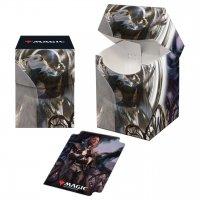 Magic Deck Box Strixhaven, Shaile/Embrose (100+ Deck Box) von Ultra Pro