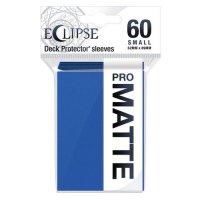 Ultra Pro Eclipse Sleeves - Blau Matt small (60 Kartenhüllen)