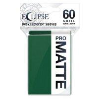 Ultra Pro Eclipse Sleeves - Grün small Matt (60 Kartenhüllen)