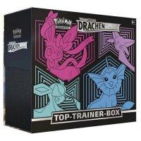 Schwert & Schild Drachenwandel Top Trainer Box - Evolution Version 1