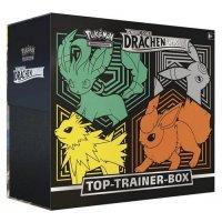 Schwert & Schild Drachenwandel Top Trainer Box - Evolution Version 2