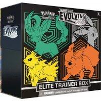 Sword & Shield Evolving Skies Elite Trainer Box Evolutions Version 2 (englisch)