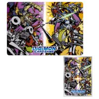 Digimon Tamers Set PB-02 Spielmatte + Sleeves