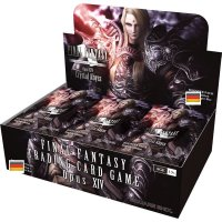 Final Fantasy TCG: Opus 14 Crystal Abyss Display DE