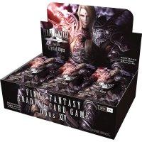 Final Fantasy TCG: Opus 14 Crystal Abyss Display EN