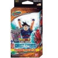 Dragon Ball Super Unison Warrior Series 5 - Premium Pack Set PP05