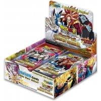 Dragon Ball Super Unison Warrior Series - Rise of the Unison Warrior B10 2nd Edition Display