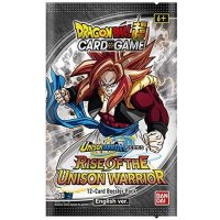 Dragon Ball Super Unison Warrior Series - Rise of the Unison Warrior B10 2nd Edition Booster