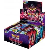 Dragon Ball Super Unison Warrior Series - Vermilion Bloodline B11 2nd Edition Display