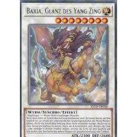 Baxia, Glanz des Yang Zing