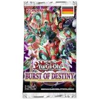 Burst of Destiny Booster VORVERKAUF