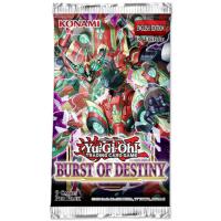 Burst of Destiny Booster - englisch VORVERKAUF