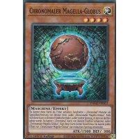 Chronomaler Magella-Globus
