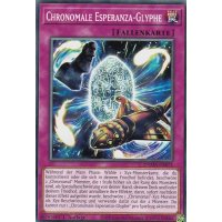 Chronomale Esperanza-Glyphe