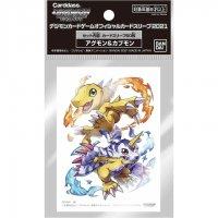 Digimon Card Game - Agumon & Gabumon Sleeves (60 Kartenhüllen)