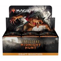 Innistrad: Midnight Hunt Draft Booster Display (36 Packs, englisch)