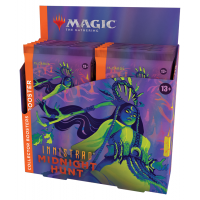 Innistrad: Midnight Hunt Collector Booster Display (12 Packs, englisch)