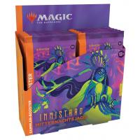 Innistrad: Mitternachtsjagd Collector Booster Display (12 Packs, deutsch)