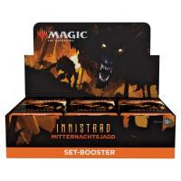 Innistrad: Mitternachtsjagd Set Booster Display (30 Packs, deutsch)