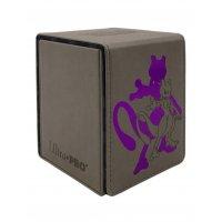 Ultra Pro Pokemon Mewtwo Alcove Flip Deck Case (100 Karten Deckbox)