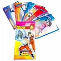Panini Dragon Ball Super Trading Cards - Eco Blister (5 Booster Packs)