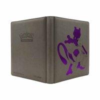 Ultra Pro Pokemon Premium Pro-Binder Mewtwo (groß, 18-Pocket)