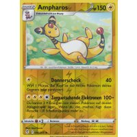 Ampharos 056/203 REVERSE HOLO