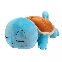 Schiggy (schlafend) Plüschfigur 45 cm - Pokemon Kuscheltier von Wicked Cool Toys