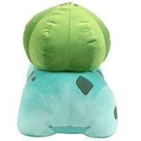 Bisasam (schlafend) Plüschfigur 45 cm - Pokemon Kuscheltier von Wicked Cool Toys