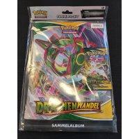 Pokemon Schwert und Schild Drachenwandel Sammler-Kit (inklu. Booster)
