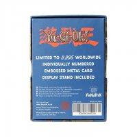 Yu-Gi-Oh! Metalplatte - Exodia, die Verbotene *LIMITIERTE EDITION*