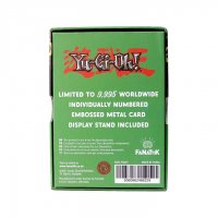 Yu-Gi-Oh! Metalplatte - Kuriboh *LIMITIERTE EDITION*
