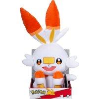 Hopplo Plüschfigur 30 cm - Pokemon Kuscheltier von Wicked Cool Toys