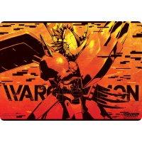 WarGreymon (PB-03) Spielmatte / Playmat und 1 Battle of Omni Booster