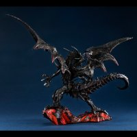Yu-Gi-Oh! Duel Monsters Figur - Red-Eyes Black Dragon 30 cm by Kenji Ando