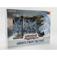 Yu-Gi-Oh! Ghosts from the Past Tuckbox Englisch