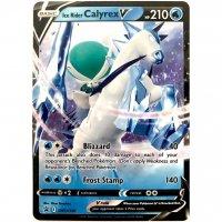 Ice Rider Calyrex-V SWSH130