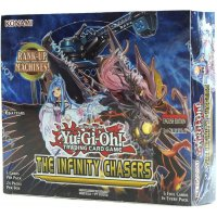 Yu-Gi-Oh! The Infinity Chasers Display (englisch)