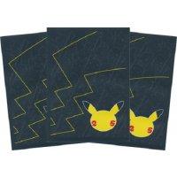 Pokemon Celebrations Sleeves Pikachu matt (65 Kartenhüllen)