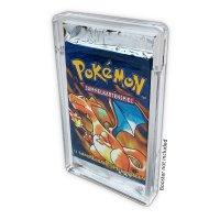 Arkero-G Magnetic Acryl Case - Schutzbox für TCG Booster Packs
