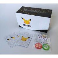 Pokemon Celebrations Trainer Box + Würfel + Schadensmarken + Kartentrenner