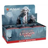 Innistrad: Crimson Vow Draft Booster Display (36 Packs, englisch) VORVERKAUF