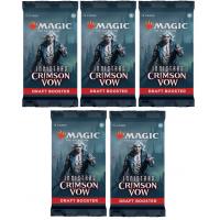 Innistrad: Crimson Vow Draft Booster (5 Stück, englisch) VORVERKAUF