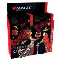 Innistrad: Crimson Vow Collector Booster Display (12 Packs, englisch) VORVERKAUF