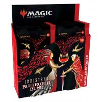 Innistrad: Blutroter Bund Collector Booster Display (12 Packs, deutsch) VORVERKAUF