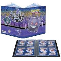 Pokemon Sammelalbum Gallery Series Haunted Hollow Gengar, Skelabra, Zobiris, Traunfugil, Mimigma (Ultra Pro 4-Pocket Album)