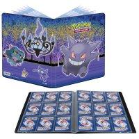 Pokemon Sammelalbum Gallery Series Haunted Hollow Gengar, Skelabra, Zobiris, Traunfugil, Mimigma (Ultra Pro 9-Pocket Album)
