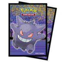 Gallery Series Haunted Hollow Gengar Pokemon Sleeves - Ultra Pro (65 Kartenhüllen)